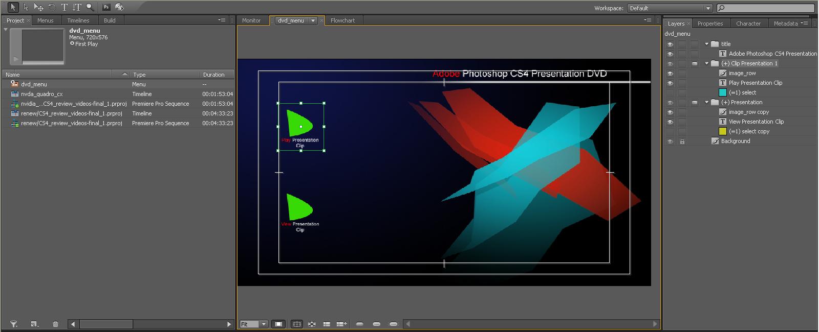 Новые возможности Adobe Photoshop CS4. Часть 2 - Компьютерная графика и анимация - Render.ru