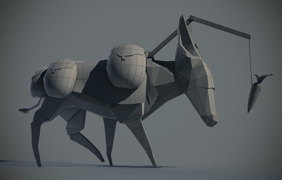 Новые модели животных и риг