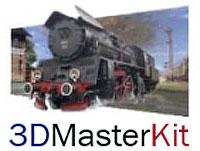 3DMasterKit Logo