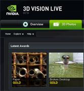 3DVisionLive header