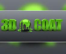 3D-Coat 3.x logo