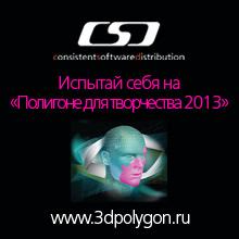 Полигон для творчества 2013