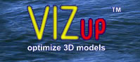 VizUp reducer header