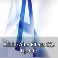 Adobe After Effects CS5 pdate