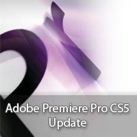 Adobe Premiere Pro CS5 Update