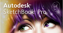 SketchBook Pro header
