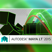Autodesk Maya LT 2015 on Steam