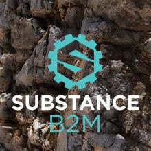 Substance bitmap 2 material
