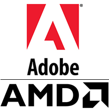 Adobe and AMD