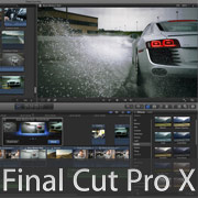 Apple Final Cut Pro X header
