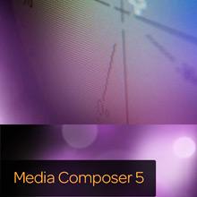 Avid Media Composer 5 software