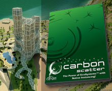 Carbon Scatter for Maya and Cinema 4D