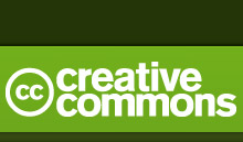 Creative Commons lic logo
