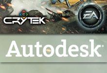 Adsk and Crytek
