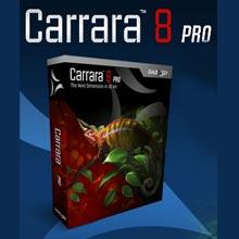 DAZ3D Carrara 8 Boxshot