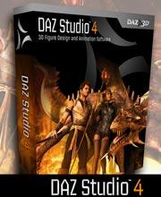 DAZ Studio 4 boxshot