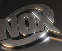 NOX renderer logo