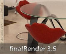 finalRender 3.5 header