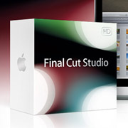 Apple Final Cut studio box