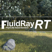 FluidRayRT