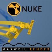 Maxwell Render Nuke plug-in