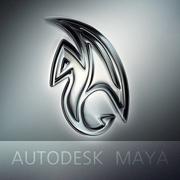 Maya logo header
