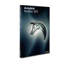 Autodesk Mudbox 2011 boxshot