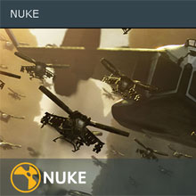 The Foundry NUKE image