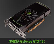 GeForce GTX 460 Smaple image