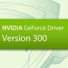 NVIDIAGeForceV300
