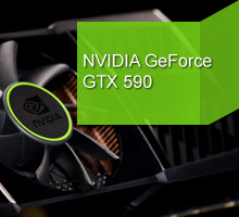 NVIDIA GeForce GTX 590 sample shot