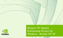 NVIDIA Quadro Driver Logo