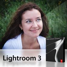 Adobe Photoshop Lightroom 3 pack shot