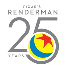 PIXAR RenderMan 25 years