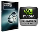Softimage 2011 & NVIDIA Quadro with CUDA