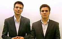 Stanislav and Maksim