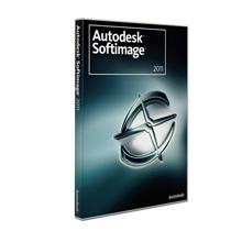 Autodesk Softimage 2011 box