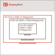 VESA DisplayPort 1.3