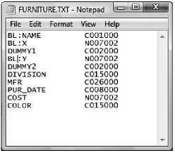 Файл шаблона в этом примере менеджер
