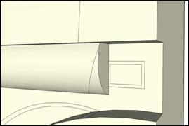 Как сделать трубы в sketchup