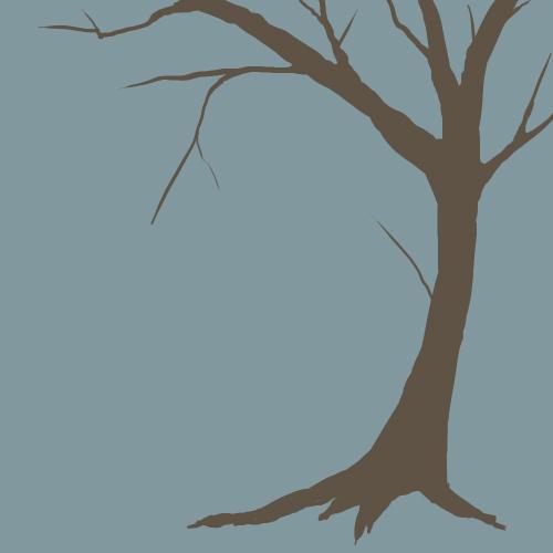 Как нарисовать красиво дерево на