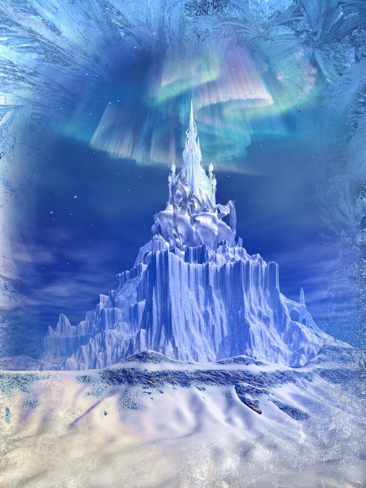 Замок снежной королевы
