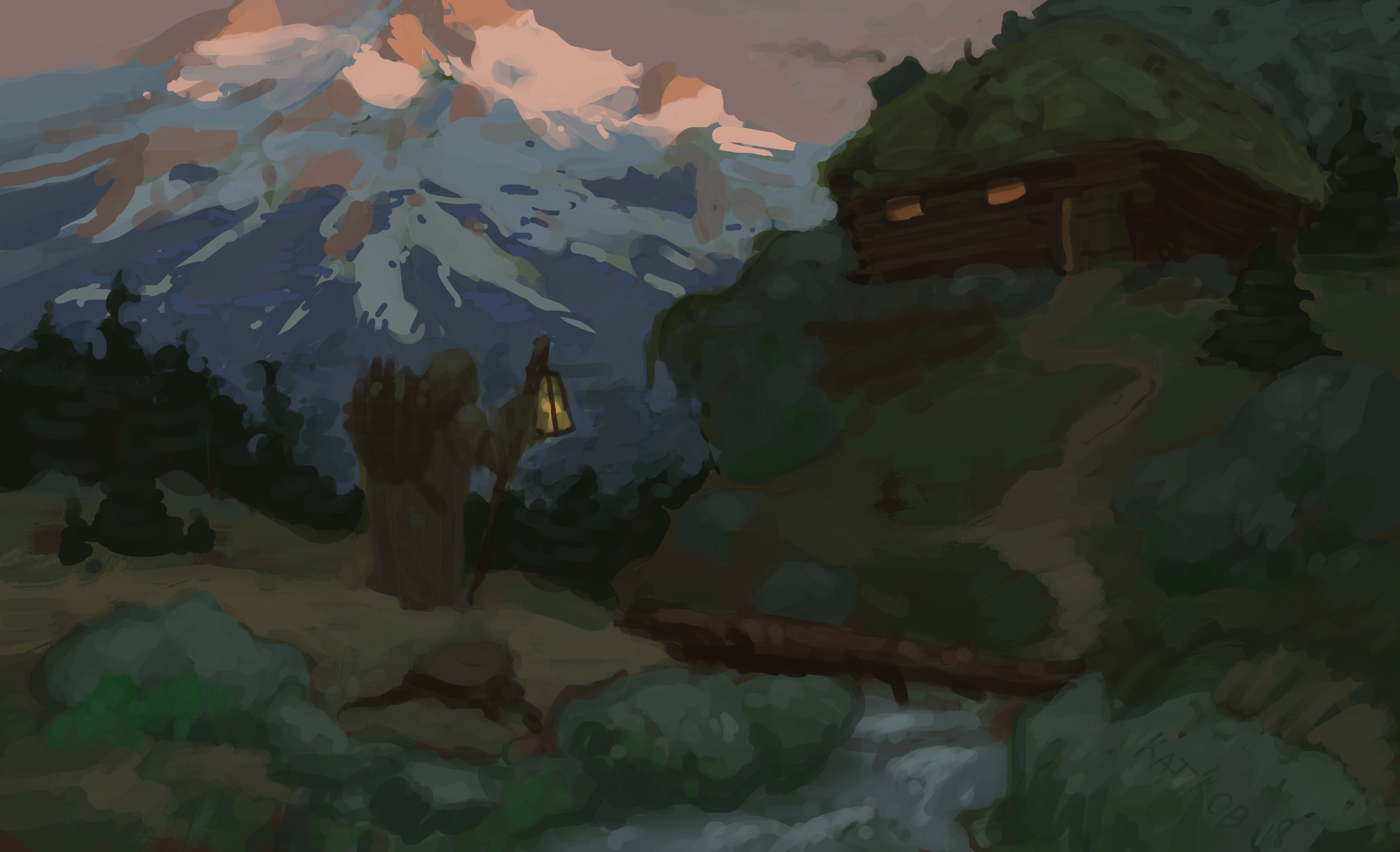 Домик в горах .jpg