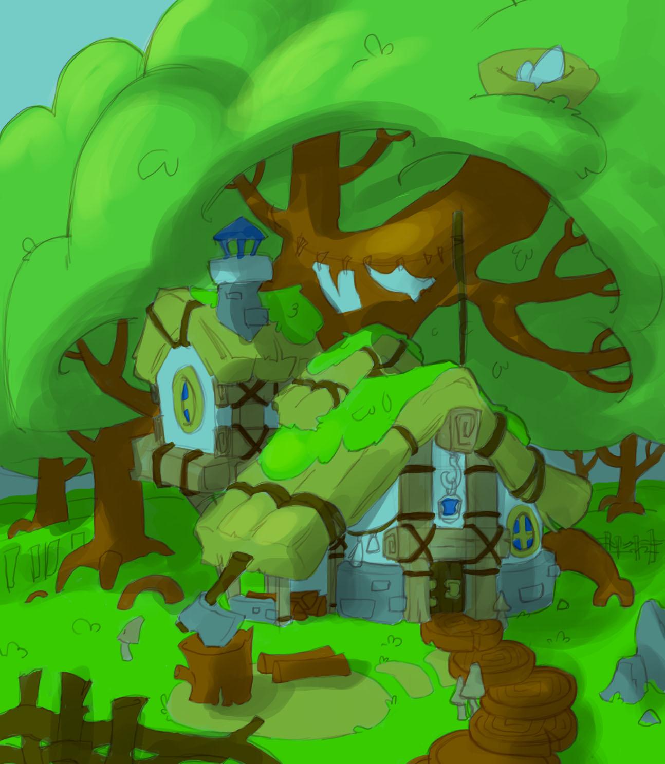 домик в лесу-1.jpg